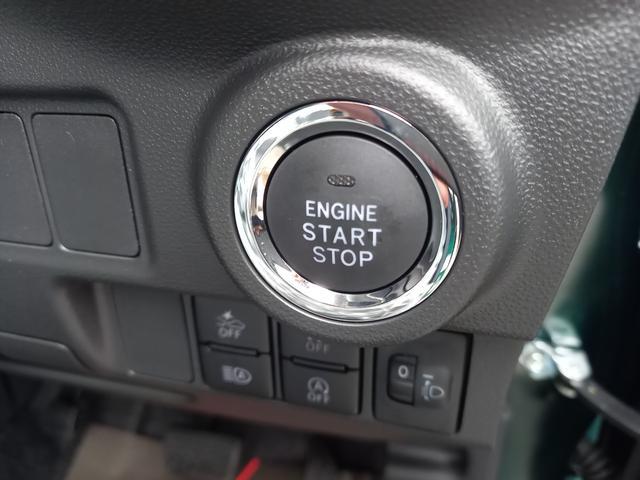エンジンプッシュスタート、スマートアシスト安全装備