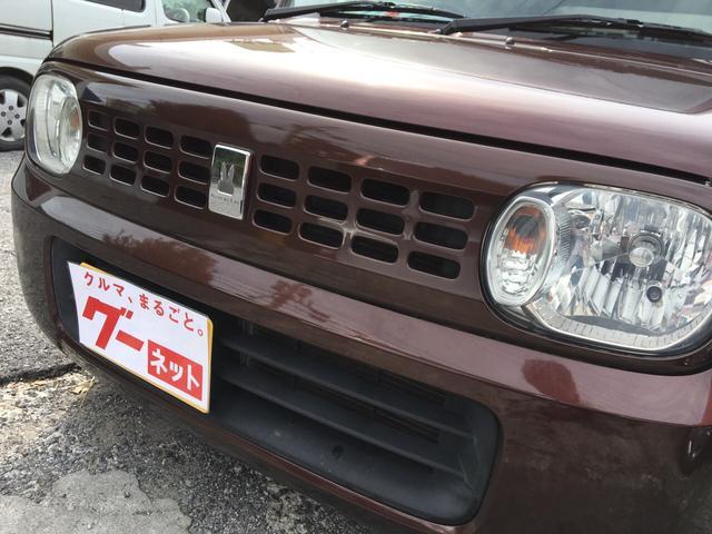 スズキ アルトラパン G 軽自動車 CVT