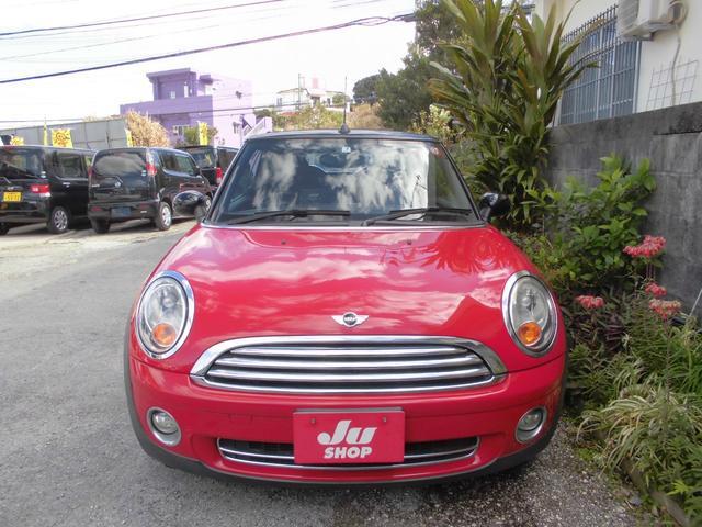 「MINI」「MINI」「オープンカー」「沖縄県」の中古車4