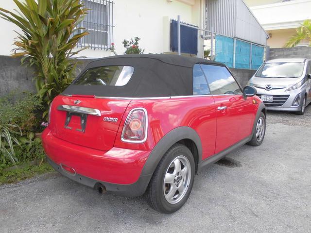 「MINI」「MINI」「オープンカー」「沖縄県」の中古車5