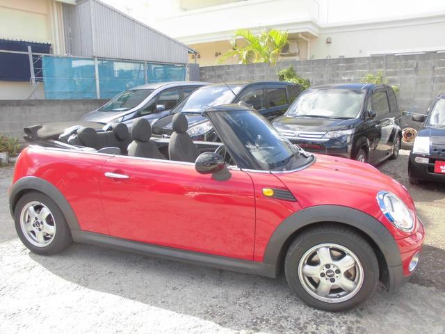 「MINI」「MINI」「オープンカー」「沖縄県」の中古車16