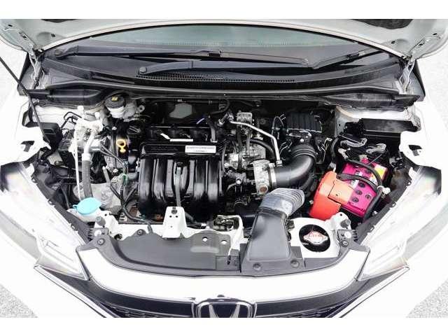 13G・L ホンダセンシング レンタアップ・衝突軽減ブレーキ付(18枚目)