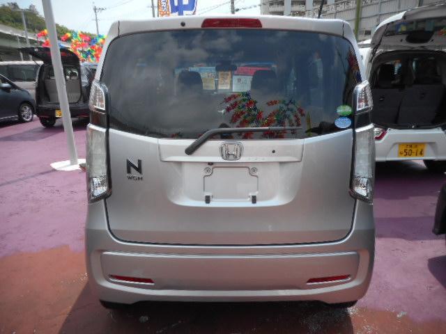「ホンダ」「N-WGN」「コンパクトカー」「沖縄県」の中古車4