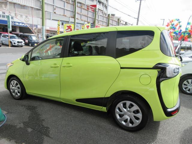 「トヨタ」「シエンタ」「ミニバン・ワンボックス」「沖縄県」の中古車7