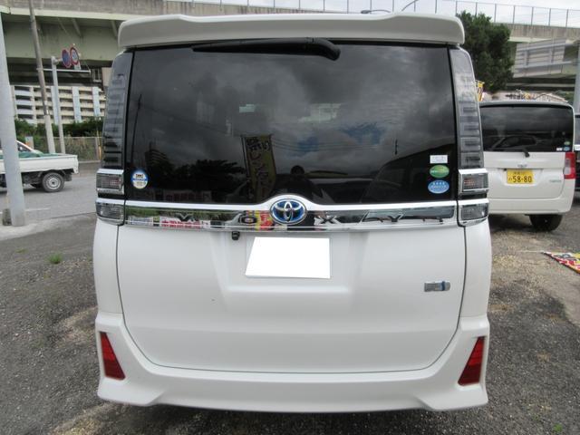 「トヨタ」「ヴォクシー」「ミニバン・ワンボックス」「沖縄県」の中古車7
