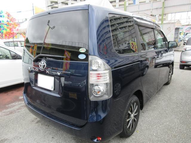 「トヨタ」「ヴォクシー」「ミニバン・ワンボックス」「沖縄県」の中古車4