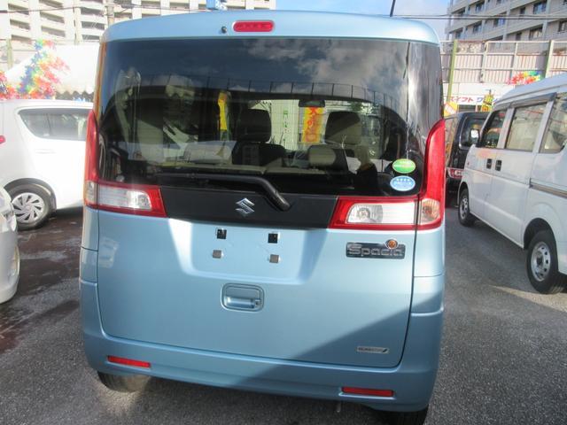「スズキ」「スペーシア」「コンパクトカー」「沖縄県」の中古車6