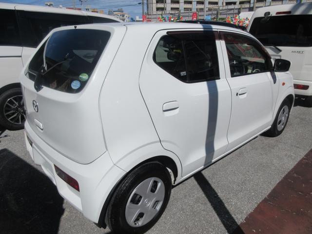 「マツダ」「キャロル」「軽自動車」「沖縄県」の中古車4