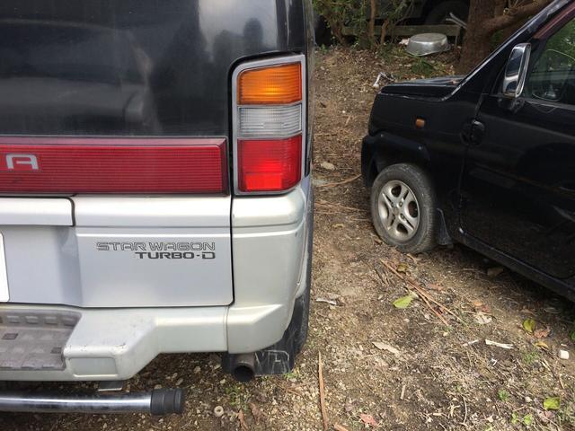 三菱 デリカスターワゴン GLX リミテッドエディション