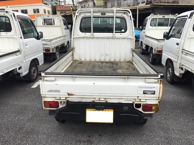 JA 5速マニュアル エアコン 4WD 三方開(4枚目)
