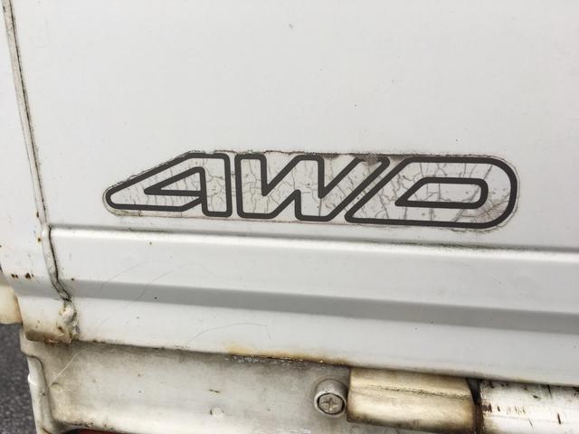 JA 5速マニュアル エアコン 4WD 三方開(18枚目)