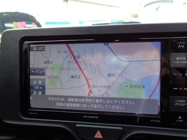 X メモリーナビ バックカメラ 衝突被害軽減システム ETC 記録簿(13枚目)