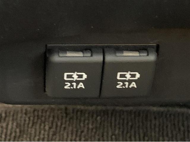 USBアクセサリー電源