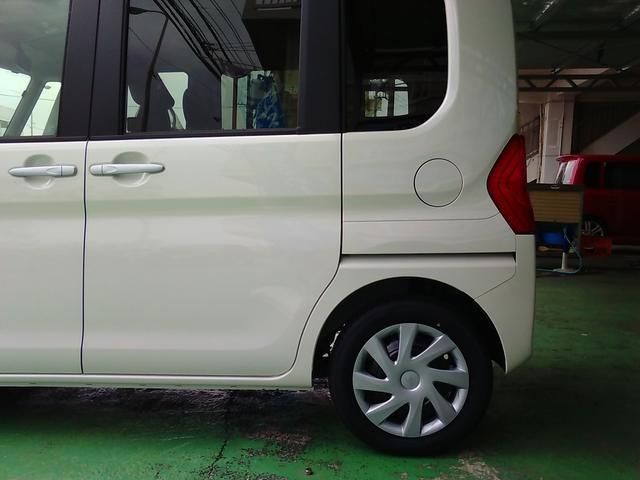 ダイハツ タント L SAIII 未使用車 純正ナビドラレコSP