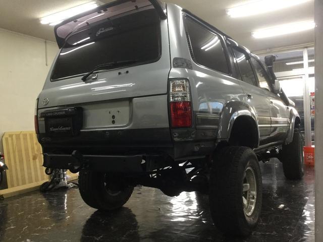 「トヨタ」「ランドクルーザー80」「SUV・クロカン」「沖縄県」の中古車3