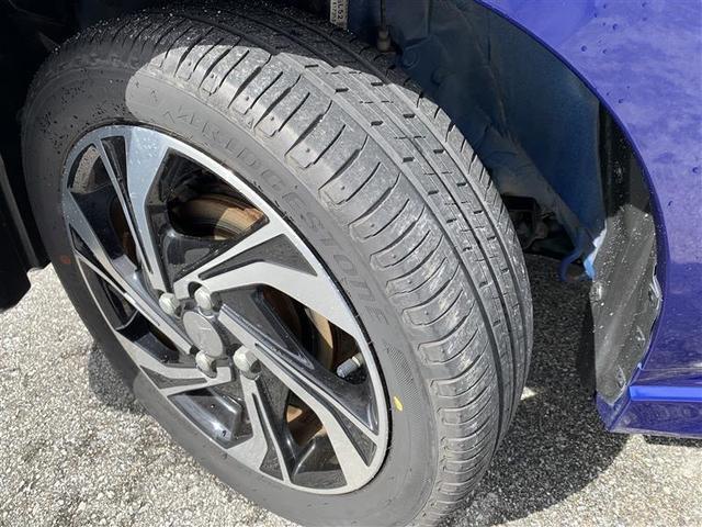 純正アルミホイール・タイヤサイズ・165/65R15 75V