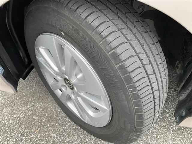 純正アルミホイール・タイヤサイズ・・195/65R15 91H