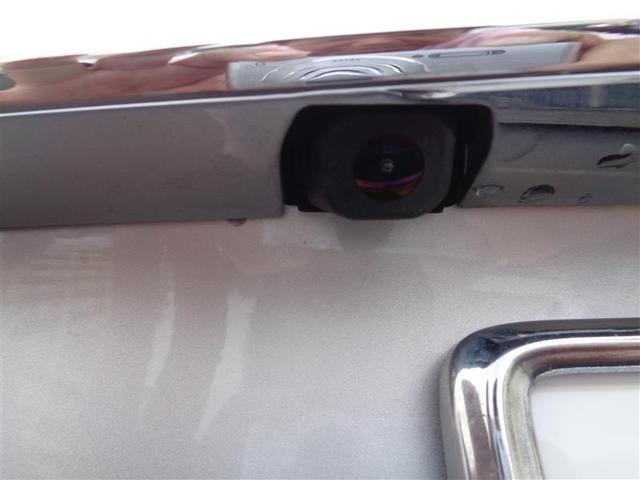 バックモニター付きなので車庫入れもスムーズにできるかな?