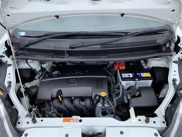排気量1.5L ガソリン・エンジンルーム