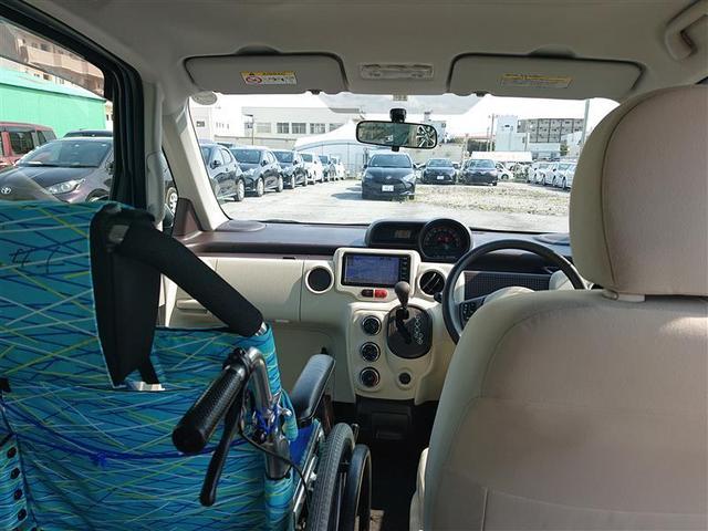 ウェルキャブ 福祉車両 ワンセグ メモリーナビ 電動スライドドア(4枚目)