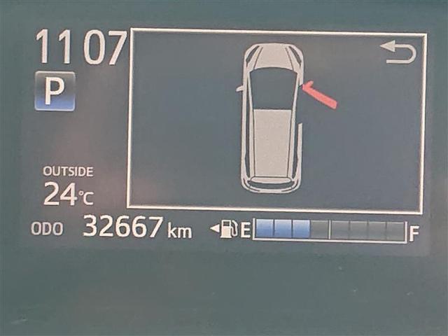 X ワンセグ ミュージックプレイヤー接続可 バックカメラ 衝突被害軽減システム ETC LEDヘッドランプ 乗車定員7人 3列シート 記録簿(11枚目)