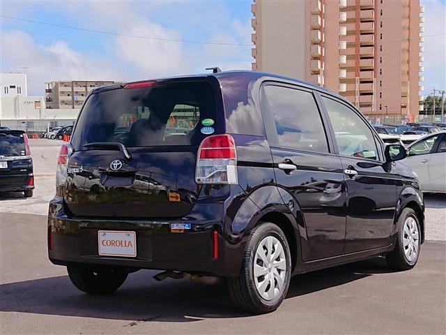 「トヨタ」「スペイド」「ミニバン・ワンボックス」「沖縄県」の中古車9
