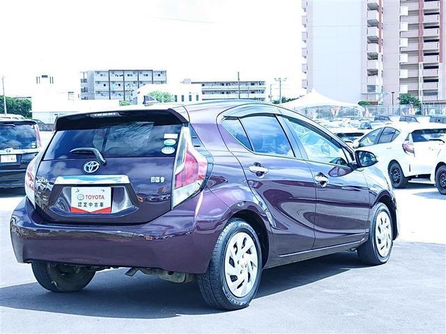 「トヨタ」「アクア」「コンパクトカー」「沖縄県」の中古車5