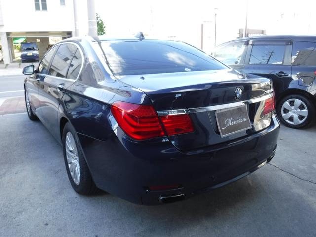 BMW BMW 750Liリアエンタメ