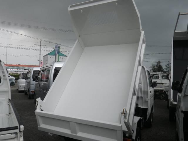 ダイハツ ハイゼットトラック ダンプ パートタイム4WD