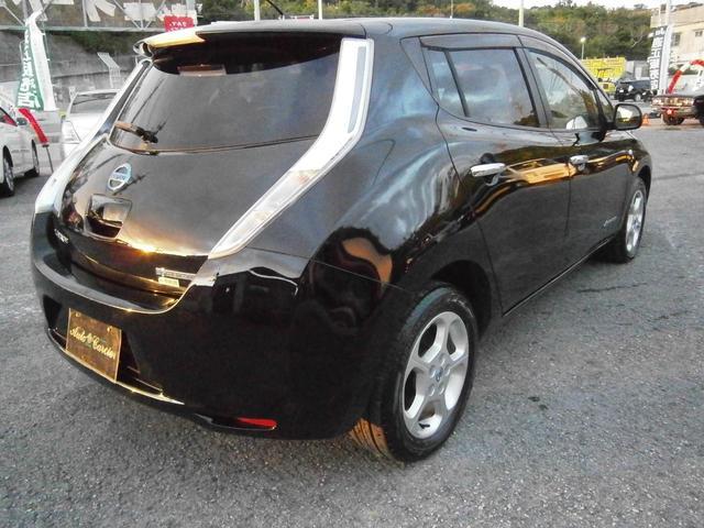 「日産」「リーフ」「コンパクトカー」「沖縄県」の中古車8