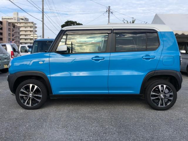 「スズキ」「ハスラー」「コンパクトカー」「沖縄県」の中古車5