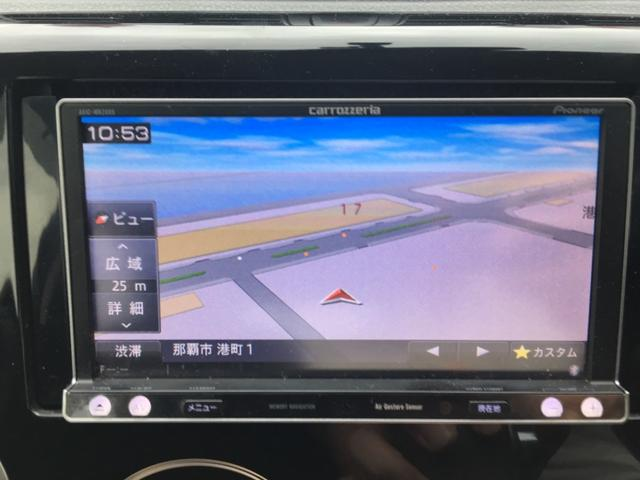 G 社外ナビ バックカメラ ETC アイドリングストップ(14枚目)