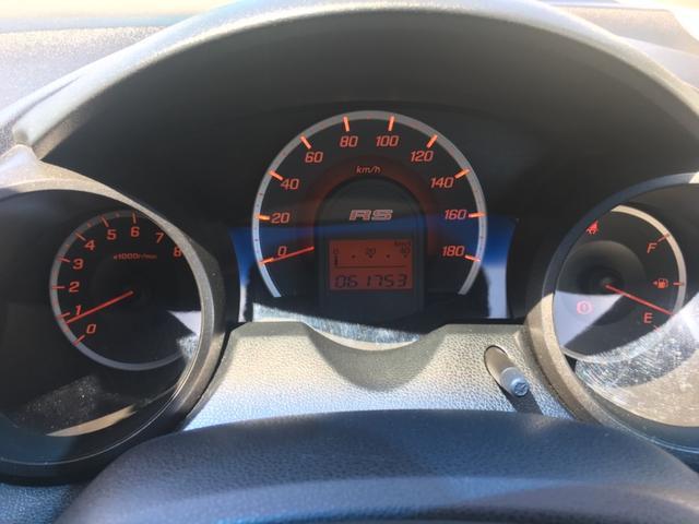 RS 6速MT 純正オーディオ ビルトインETC(13枚目)