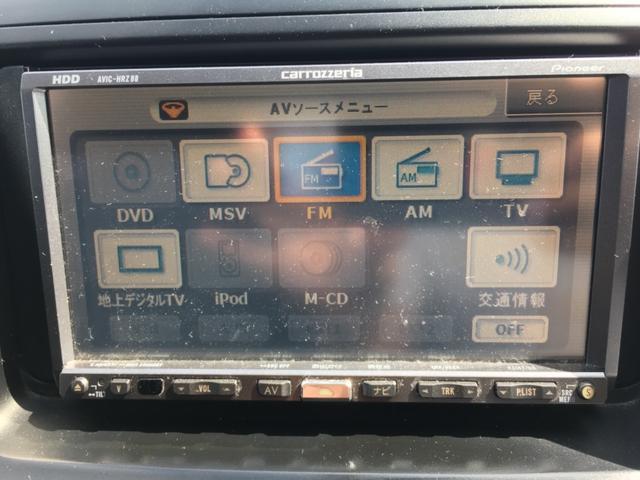 TXリミテッド60thスペシャルエディション 社外ナビTV(14枚目)