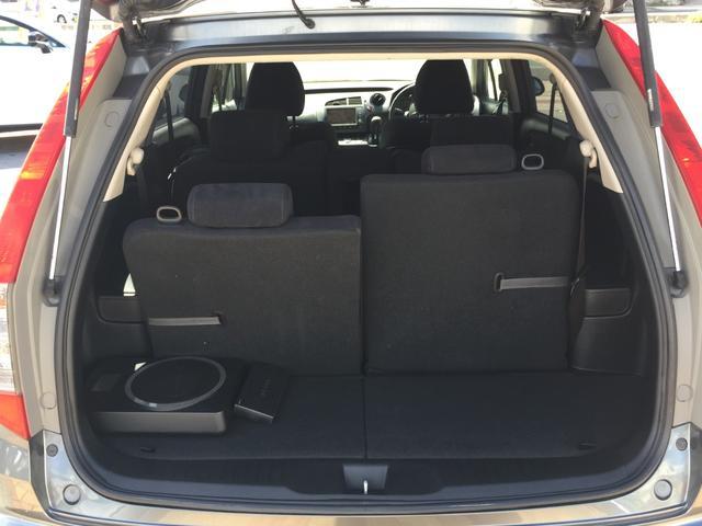 RSZ特別仕様車 HDDナビエディション 後席モニター(7枚目)