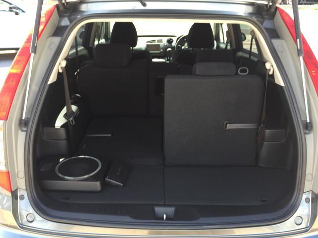 RSZ特別仕様車 HDDナビエディション 後席モニター(8枚目)