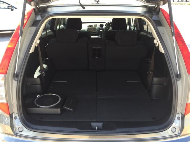 RSZ特別仕様車 HDDナビエディション 後席モニター(9枚目)