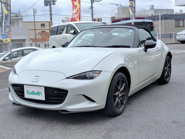 「マツダ」「ロードスター」「オープンカー」「沖縄県」の中古車3