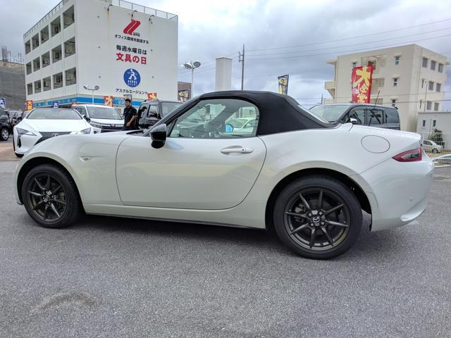 「マツダ」「ロードスター」「オープンカー」「沖縄県」の中古車4