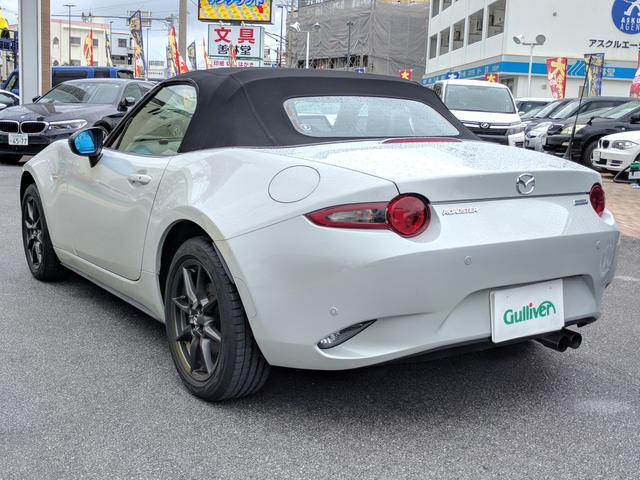 「マツダ」「ロードスター」「オープンカー」「沖縄県」の中古車5