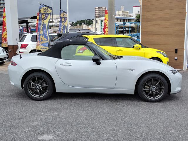 「マツダ」「ロードスター」「オープンカー」「沖縄県」の中古車8