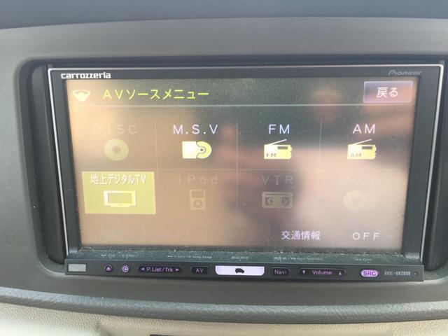 カスタムターボRSリミテッド HDDナビTV パワースライド(14枚目)
