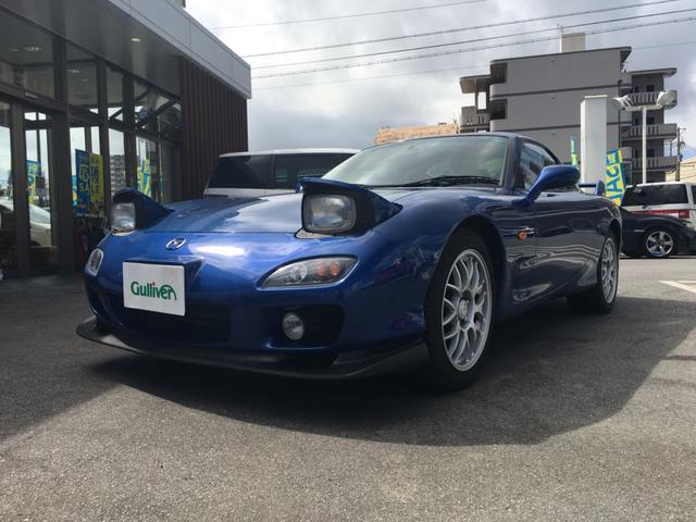 「マツダ」「RX-7」「クーペ」「沖縄県」の中古車4