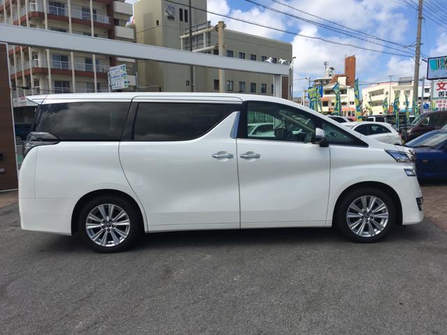 「トヨタ」「ヴェルファイア」「ミニバン・ワンボックス」「沖縄県」の中古車9