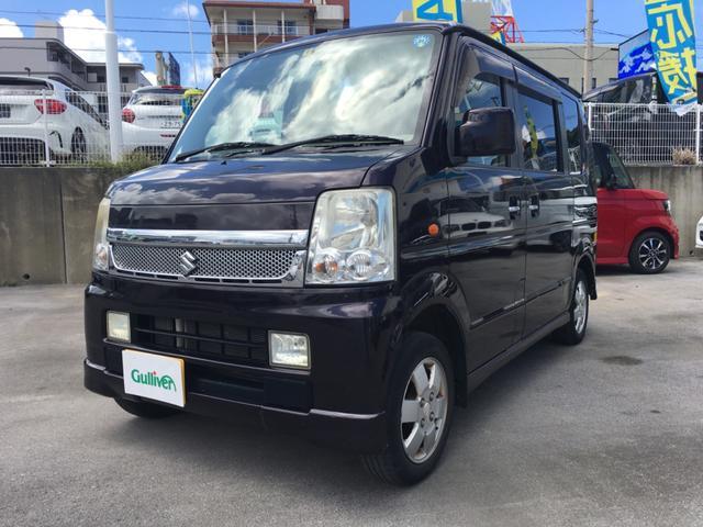 「スズキ」「エブリイワゴン」「コンパクトカー」「沖縄県」の中古車4