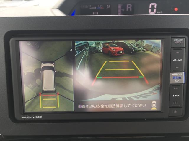 カスタムX 純正ナビTV 全方位カメラ 両側パワスラ(17枚目)