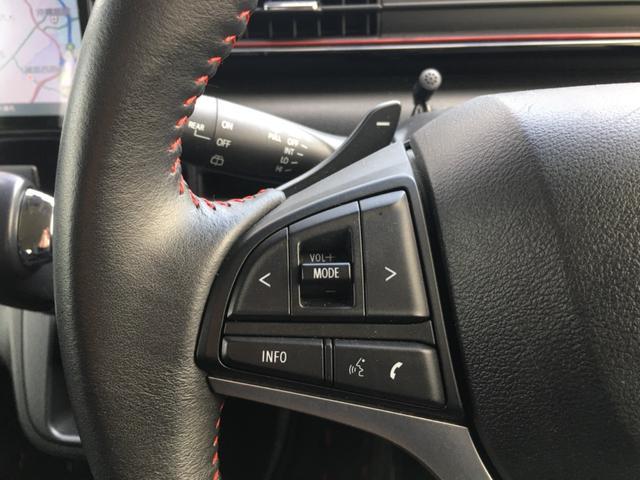 ハイブリッドT 社外ナビ TV DVD再生 BTオーディオ バックカメラ スマートキー プッシュスタート ETC ヘッドアップディスプレイ クルーズコントロール ステアリングスイッチ LEDヘッドライト(13枚目)