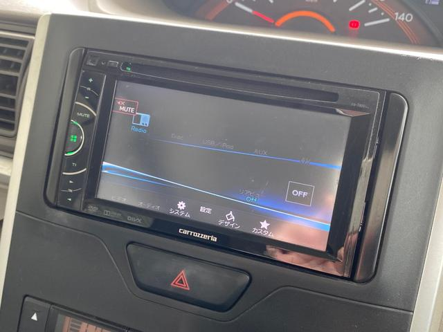G SA ディスプレイオーディオ(DVD・USB・iPod・AUX)オートエアコン・両側パワスラ・オートエアコン・プッシュスタート・スマートキー(10枚目)