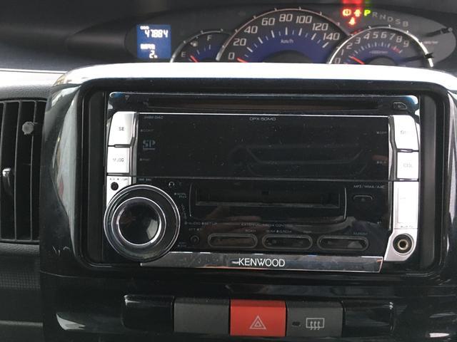 カスタムX CDオーディオ HIDヘッドライト 両側パワースライドドア片側電動 純正14インチAW 天井イルミネーションライト(14枚目)
