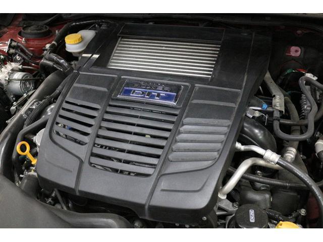 水平対向4気筒DOHC16バルブターボ(170ps)  最高出力125/5600kW/rpm最大トルク250/4800N・m/rpm